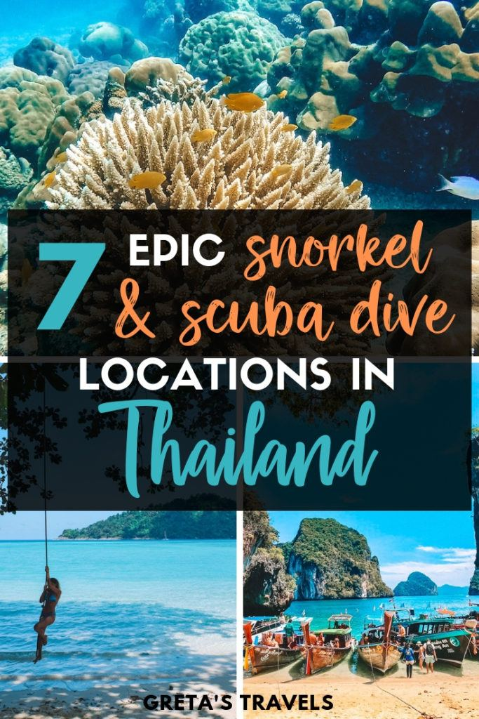 7 epic places to snorkel and scuba dive in Thailand