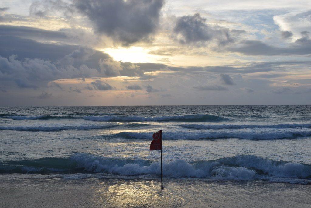 Sunset in Kata Beach, Phuket