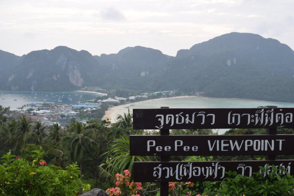 Phi Phi Don Viewpoint