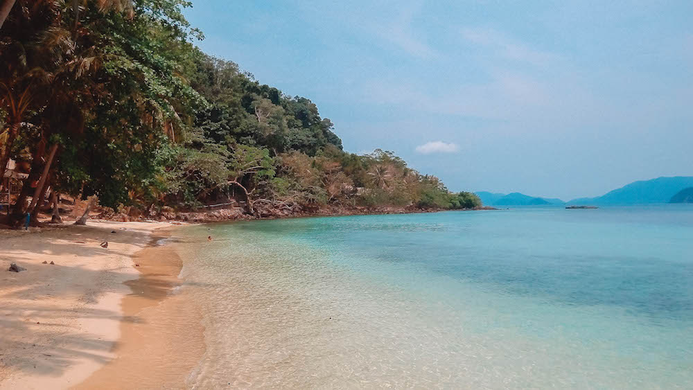 One of the beaches in Koh Wai, photo by My Adventures Across The World