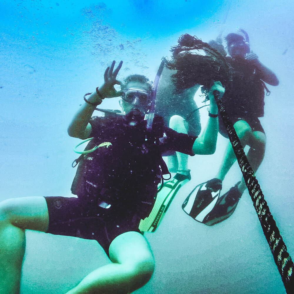 The 6 best places to scuba dive snorkel in thailand - Dive in koh tao ...