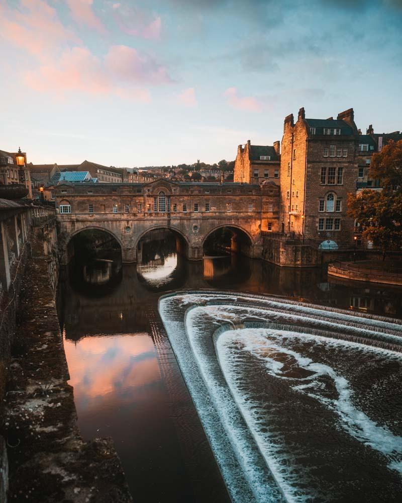 Enjoying our weekend getaway to Bath - Photo by Lloyd Evans on Scopio