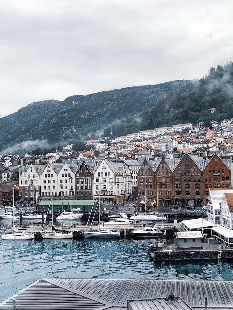 The harbour of Bergen, Norway - Photo by Sumona Banerji on Scopio