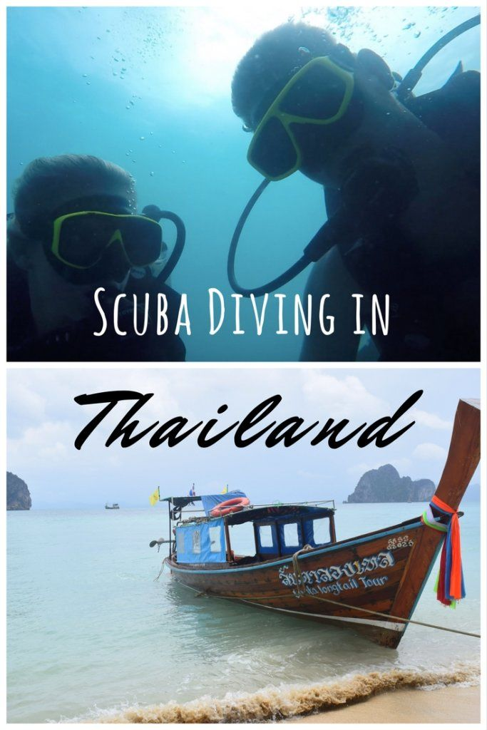 Have you never been scuba diving before? Thailand is a great place to start! It was my first time too, come find out more about it! Featuring photos and diving / snorkelling info from the Phi Phi Islands, Koh Lanta and the Similan Islands.