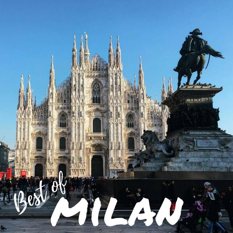 Best of milan best things to do and places to see in milan for Milan sites to see
