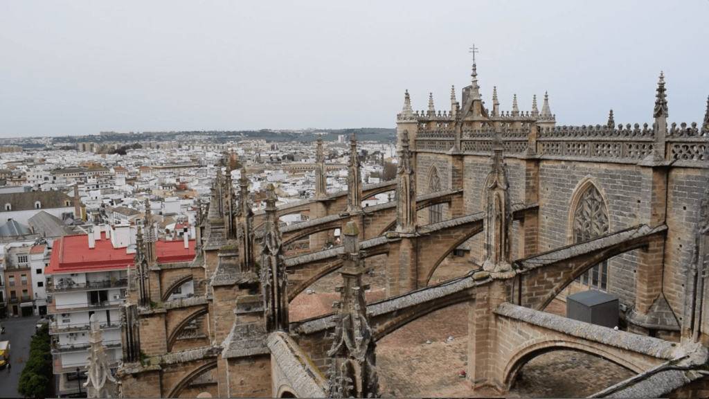 Rooftops of Seville