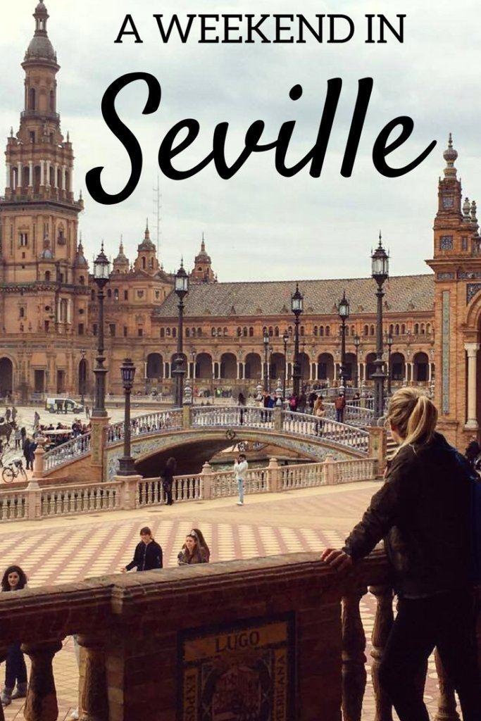 She in seville