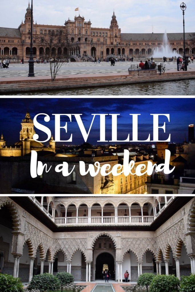 Seville is the perfect city weekend getaway. In just over two days you have all the time you need to explore this beautiful city, including the Real Alcazar, the Cathedral and Plaza de Espana (did you know Star Wars was filmed here??)