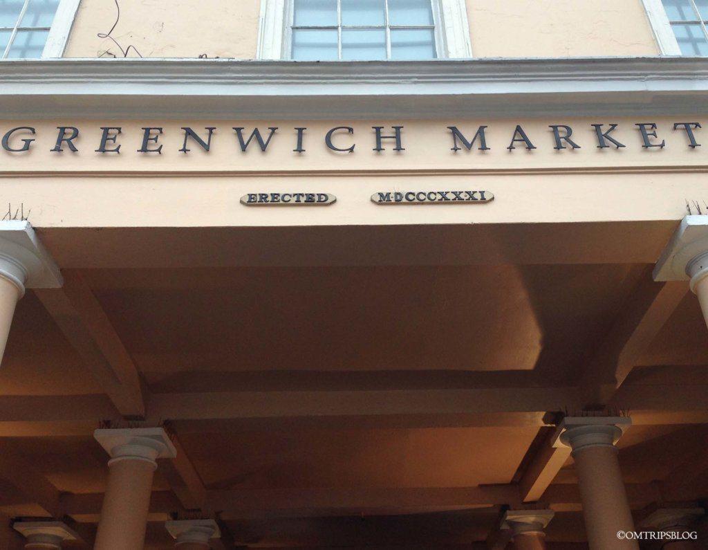 Greenwich Market, photo by @omtripsblog
