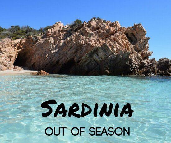 Sardinia out of season