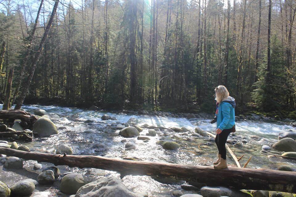 Exploring Lynn Canyon