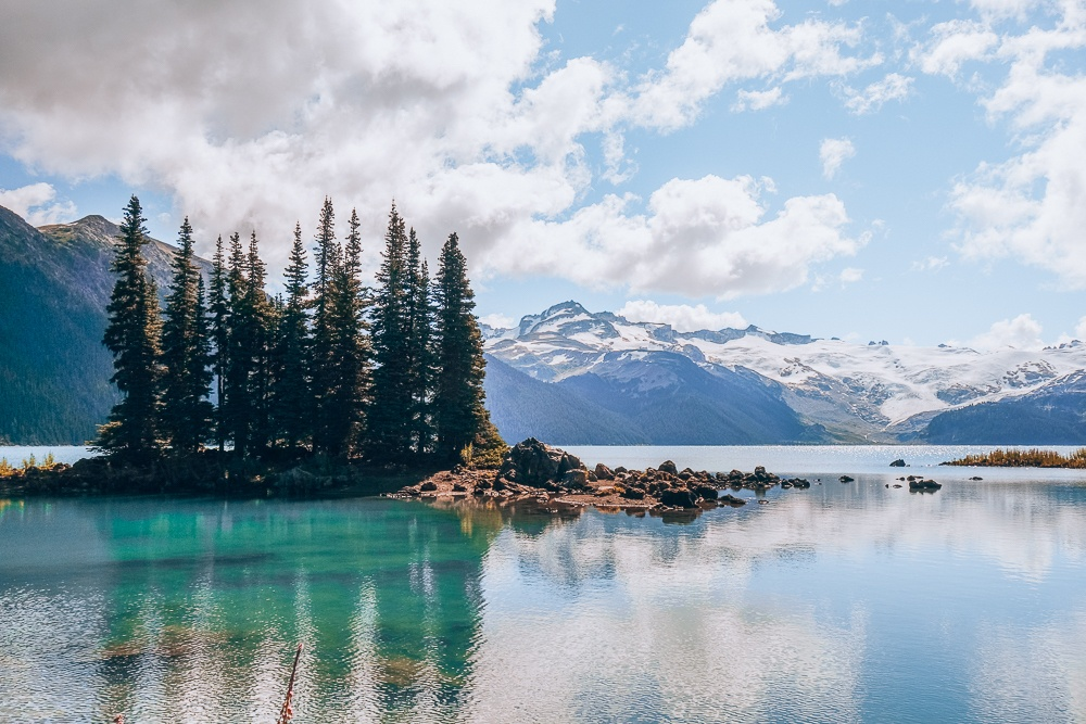 Lake Garibaldi, photo by The Wandering Queen