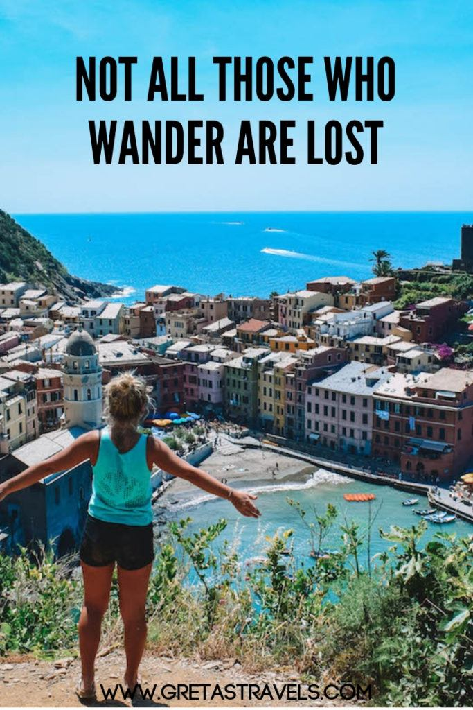 """Not all those who wander are lost"" Discover 55 awesome travel quotes that will inspire you to travel more#travelquotes #quotes #inspirationalquotes #travel #adventurequotes #quotesabouttravel"