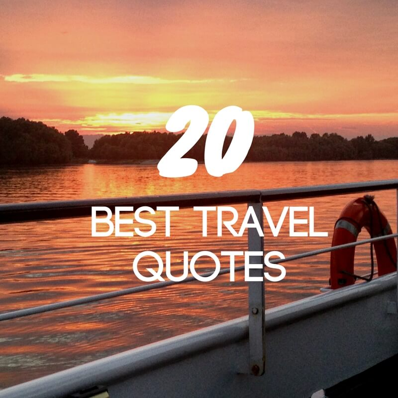 Cuba Travel Quotes: The Top 20 Travel Quotes For Travel Inspiration
