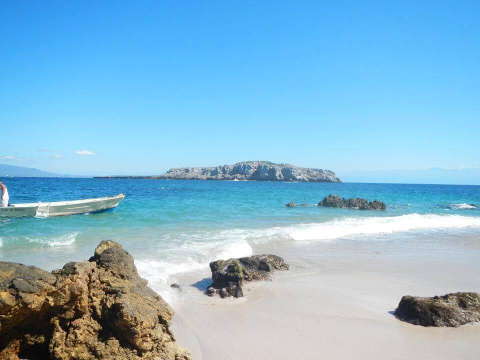 Islas Marietas off the coast of Puerto Vallarta. Pic by From Here To Sunday