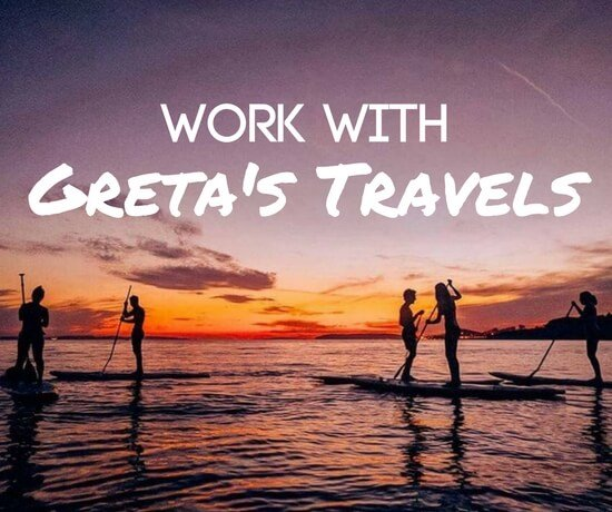 Work with Greta's Travels