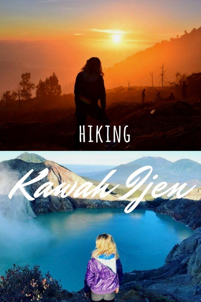 Ever wondered what it would be like to hike an active volcano at night? Come read about my experience hiking Kawah Ijen, in East Java Indonesia, and I'll try to answer all your questions! Kawah Ijen is especially famous because of the blue flames, visible only here.
