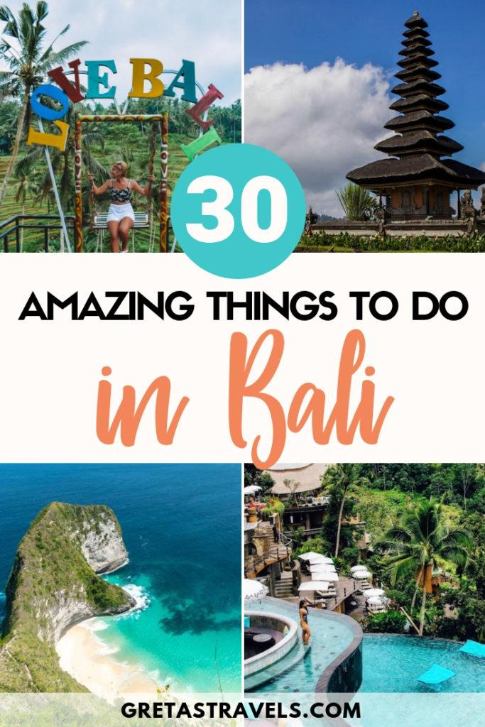 Must See Places In Bali 32 Epic Things Not To Miss In Bali