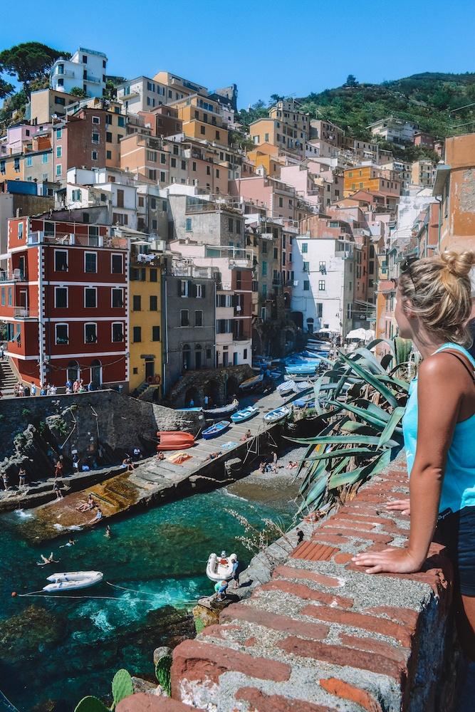 Exploring Cinque Terre in one day