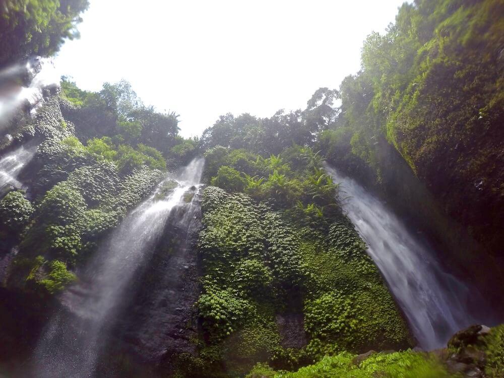 Sempuku waterfalls by My Feet Will Lead Me