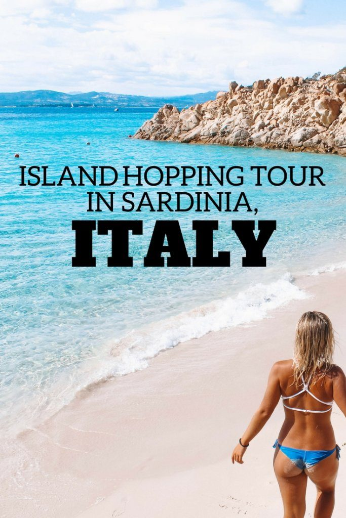 The Archipelago della Maddalena has some of the most beautiful beaches in Italy. Find out everything you need to know about exploring these stunning islands on a boat day tour. #arcipelagodellamaddalena #sardinia #italy #bestbeachesinitaly #beach