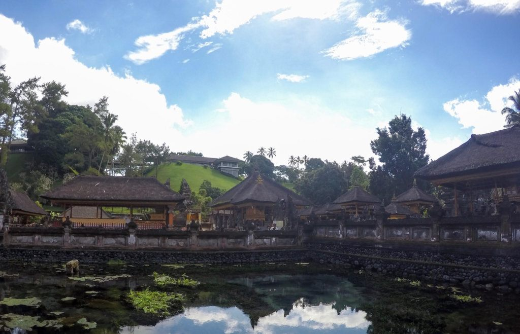 Tirta Empul Temple, by Anika