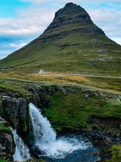Kirkjufellsfoss Waterfall - a must-see on any Snaefellsnes itinerary