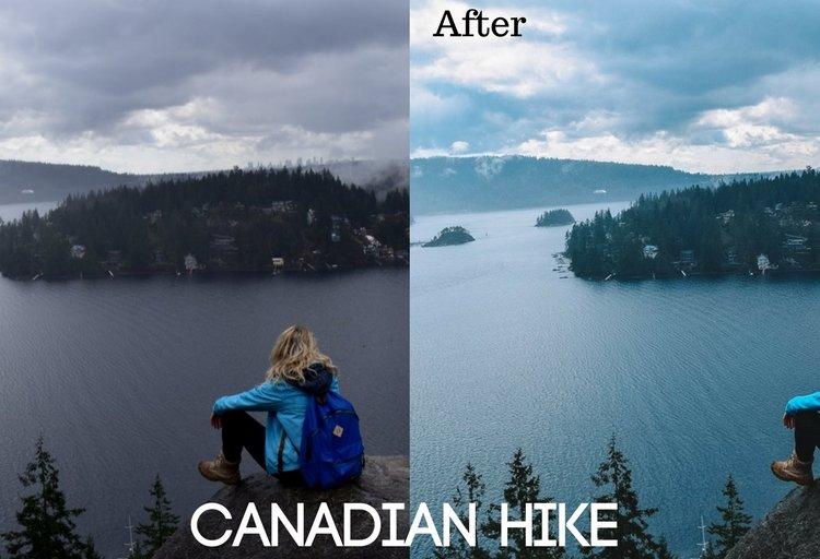 Canadian Hike Preset