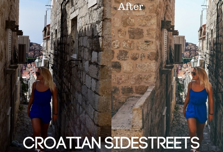 Croatian Side Streets Preset