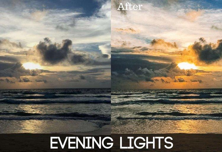 Evening Lights Preset