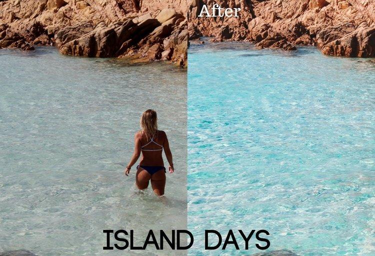 Island Days Preset