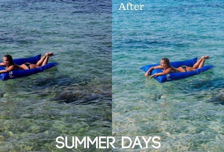 Summer Days Preset
