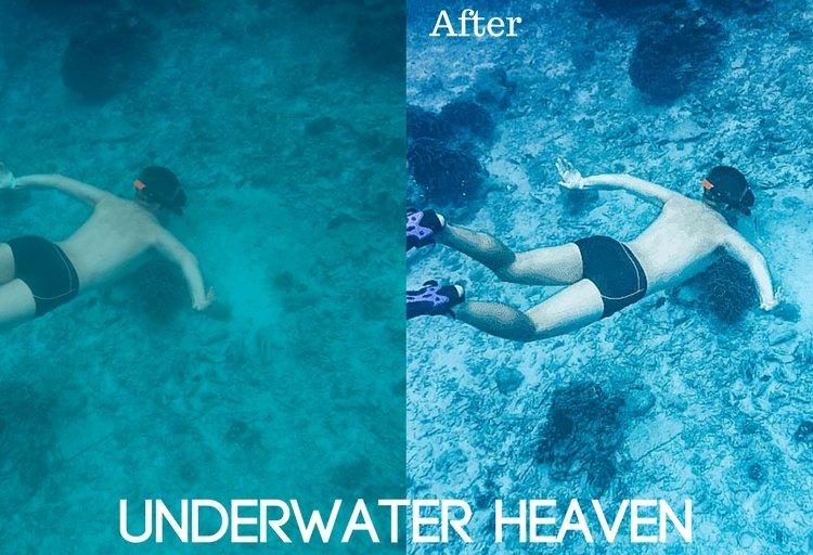 Underwater Heaven Preset