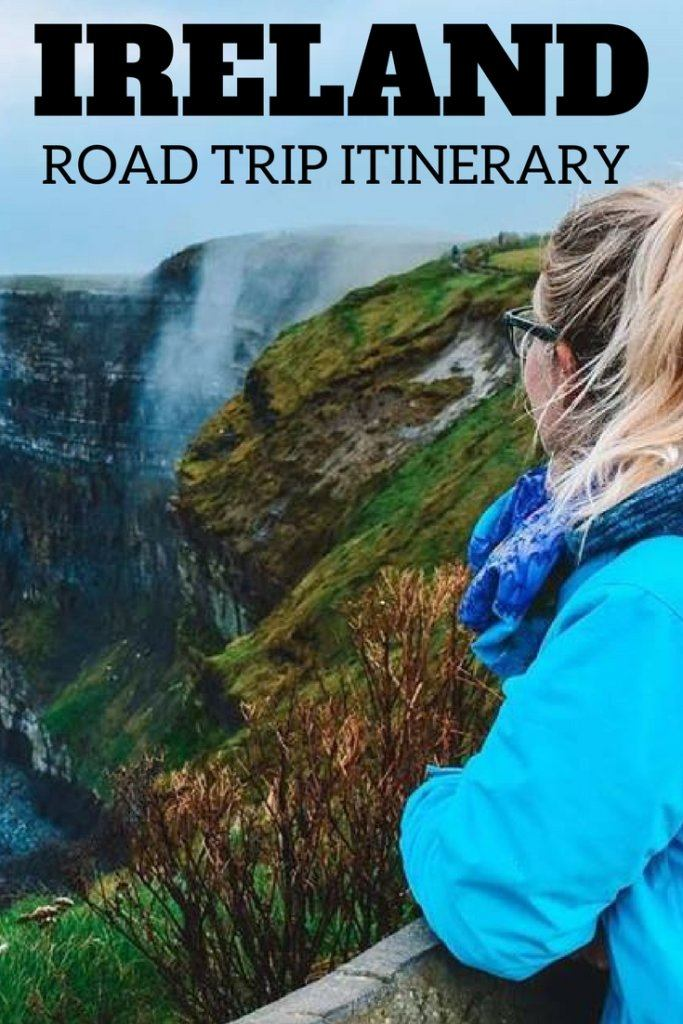 Ireland Day Itinerary Cork To Dublin Road Trip On The Wild - Ireland trip