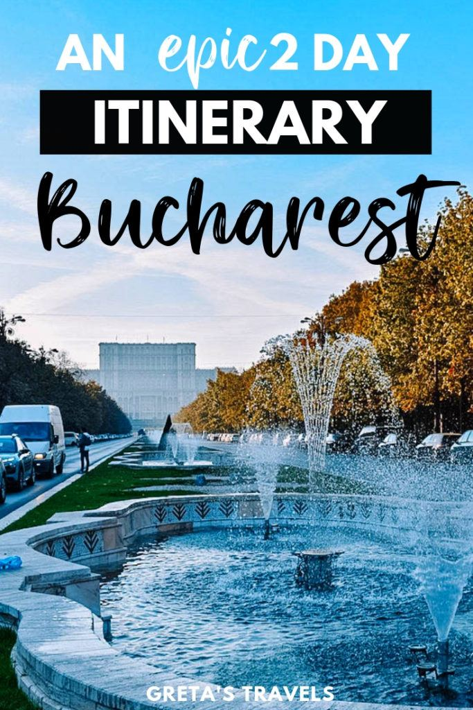 Want to spend a weekend in Bucharest but don't know how? Find out all the best things to do and places to visit for a weekend trip to Bucharest! #bucharest #romania #europe #weekend #bestofbucharest #romaniatraveltips #traveltips