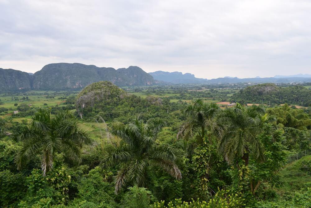 The valley of Viñales