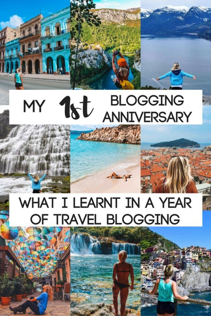 Exactly a year ago today I created Greta's Travels. I have come a long way since then, check out this post to find out everything I have learnt in my first year of travel blogging!