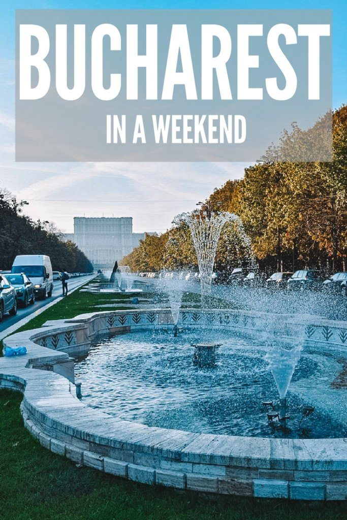 Want to spend a weekend in Bucharest but don't know how? Find out all the best things to do and places to visit for a weekend trip to Bucharest!