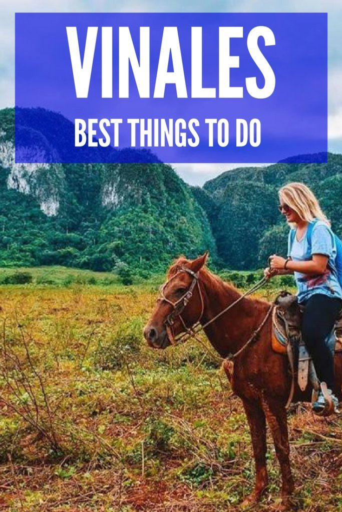 Vinales in Cuba is a beautiful green valley where you can go horse riding in the tobacco plantations, discover caves and visit fantastic beaches. Find out all the best things to do in this stunning Cuban town.