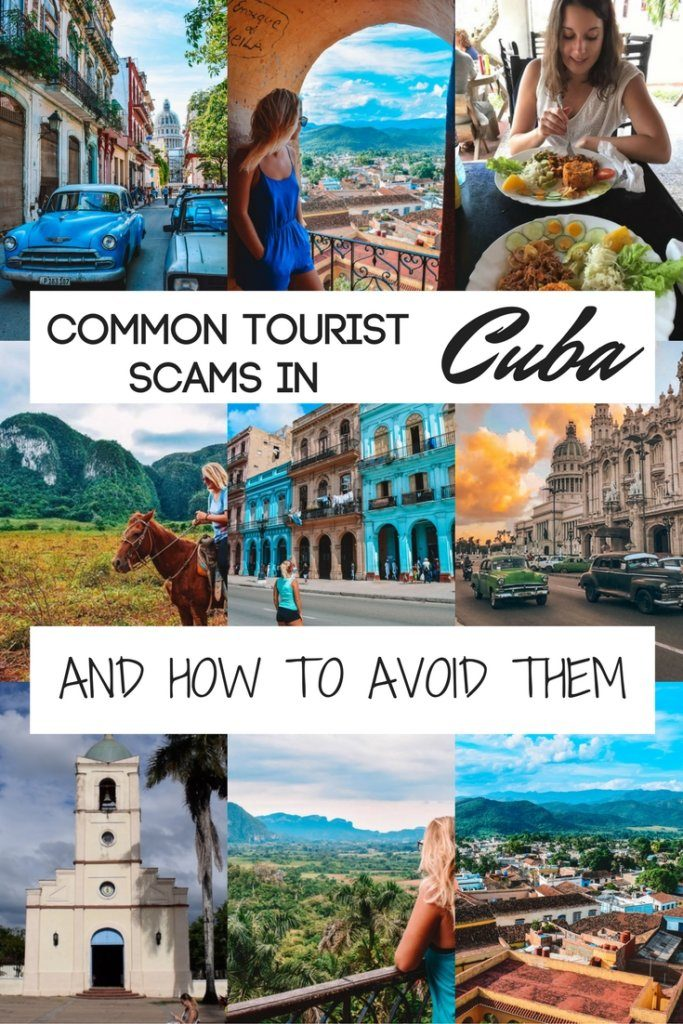Cuba is a fantastic destination to travel to. Unfortunately there are those that take advantage of tourists. Find out the most common tourist scams and how to avoid them here!