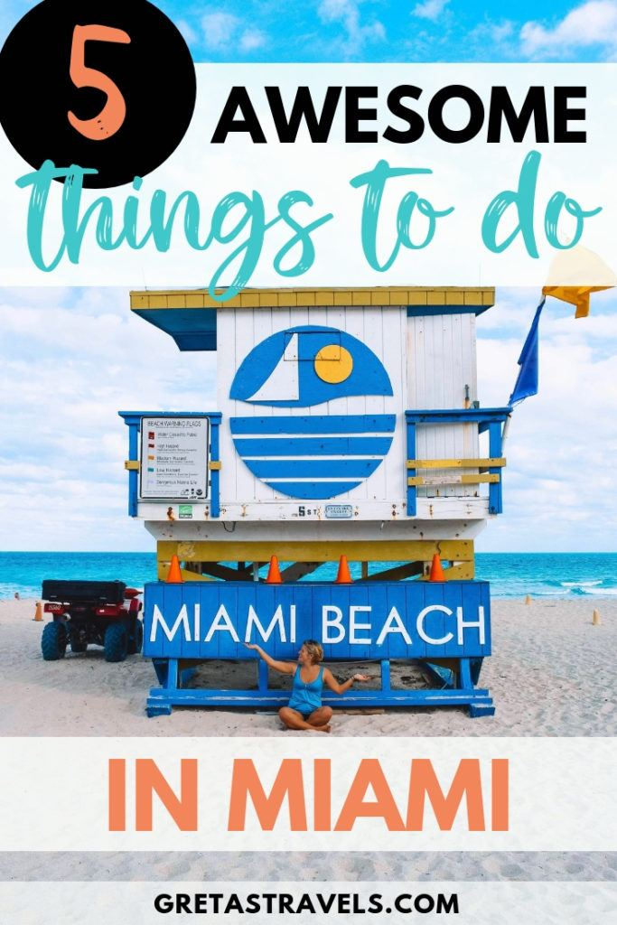 Find out the best things to do in Miami on a long weekend. Including a cycling tour of Wynwood, an Art Deco walking tour of South Beach, visits to the Frost Science and PAMM art museums and much more! #miami #bestofmiami #florida #weekendinmiami #miamitips #traveladvice #miamitraveladvice #traveltips