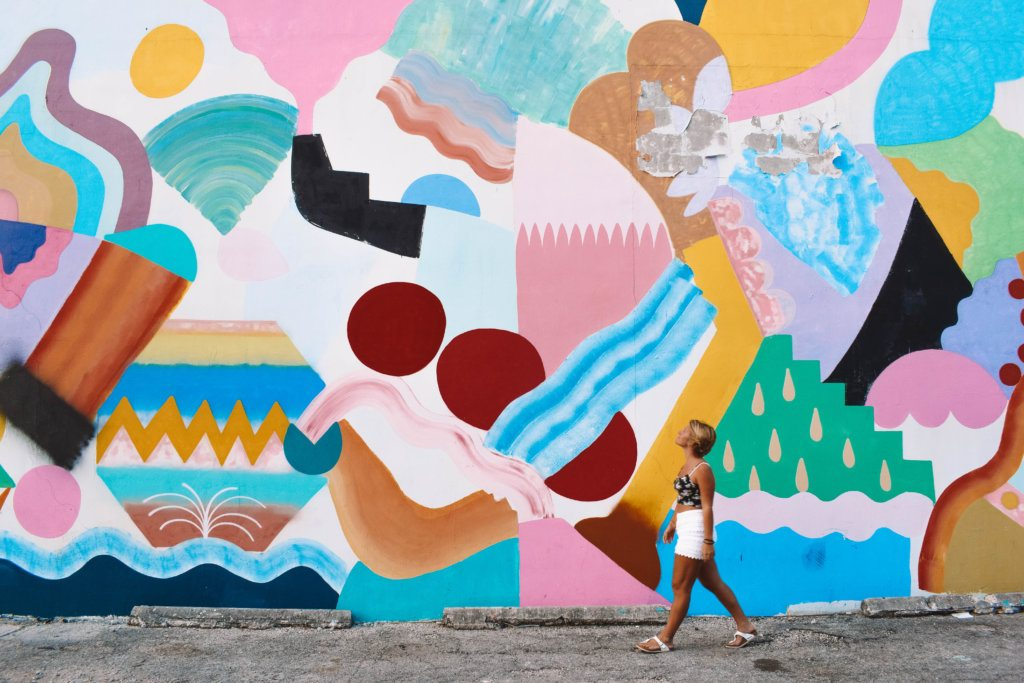 Exploring the murals of Wynwood in Miami