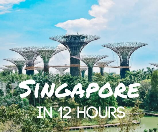 Singapore in 12 hours