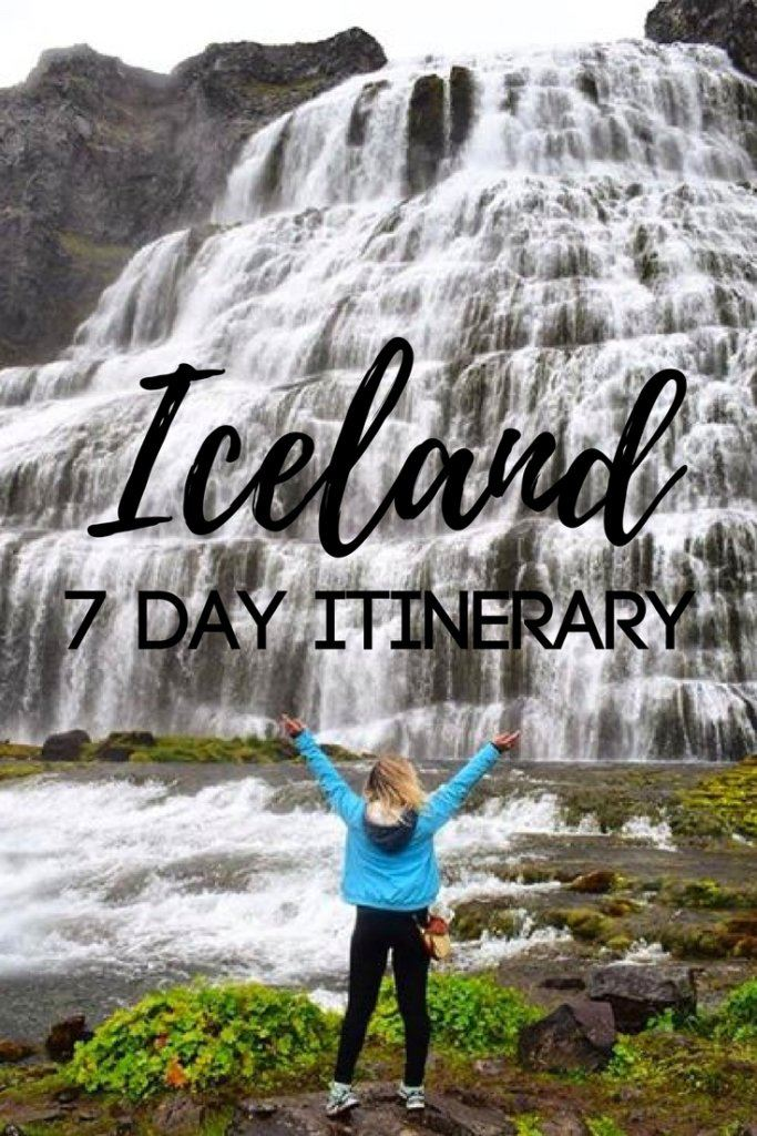 Planning a 7 day trip to Iceland? Find out how to spend 7 days in the land of ice and fire. With its volcanoes, glaciers, waterfalls and stunning landscapes Iceland will be a trip you will never forget, even if you only have 7 days to see it.