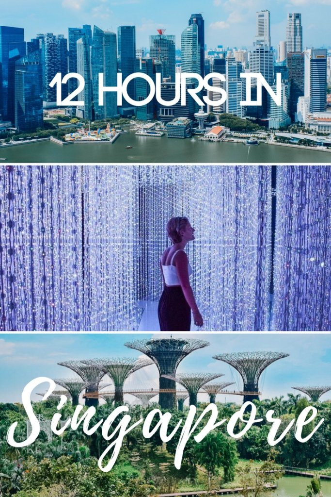 Got a long connecting flight in Singapore? Don't waste it! Find out the best things to do in Singapore in 12 hours!