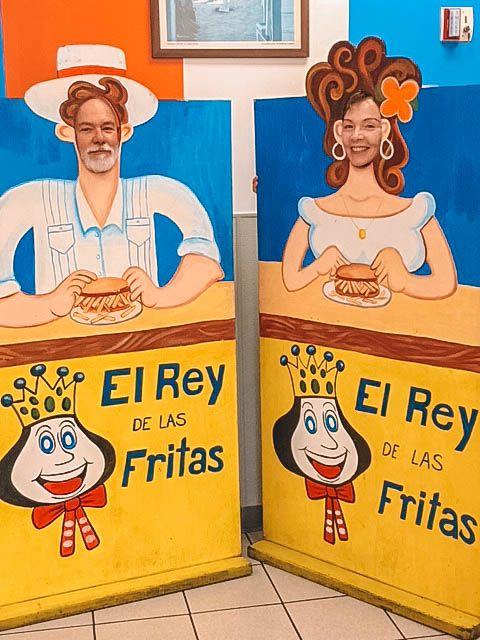El Rey de las Fritas, photo by Travels with Talek