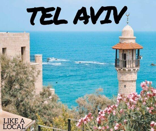 How to travel Tel Aviv like a local