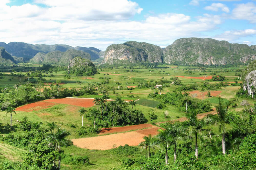 View over the valley of Vinales, photo by Teresa of Brogan Abroad