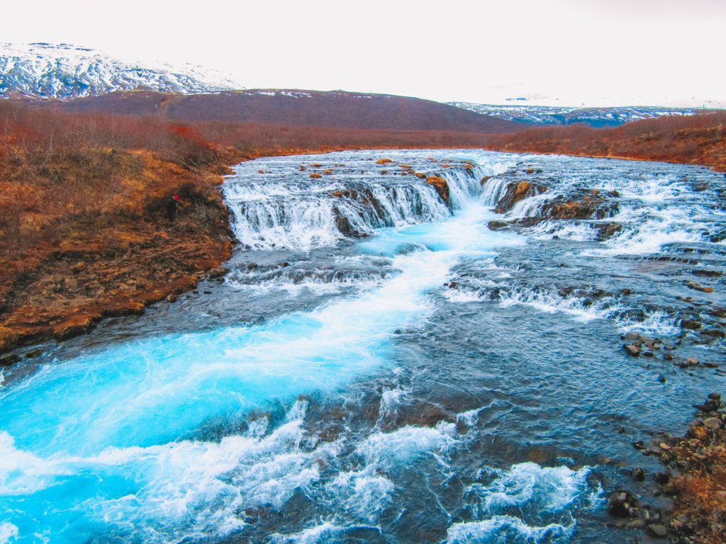 Bruarfoss, photo by The World Was Here First