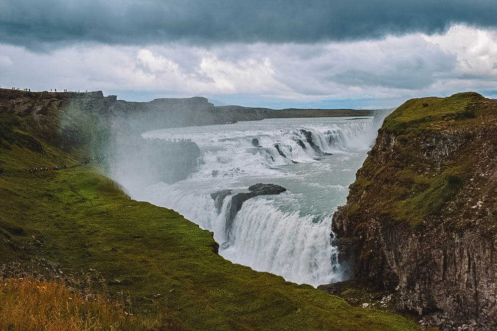 Gulfoss in Iceland
